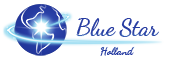 Blue Star Holland Logo